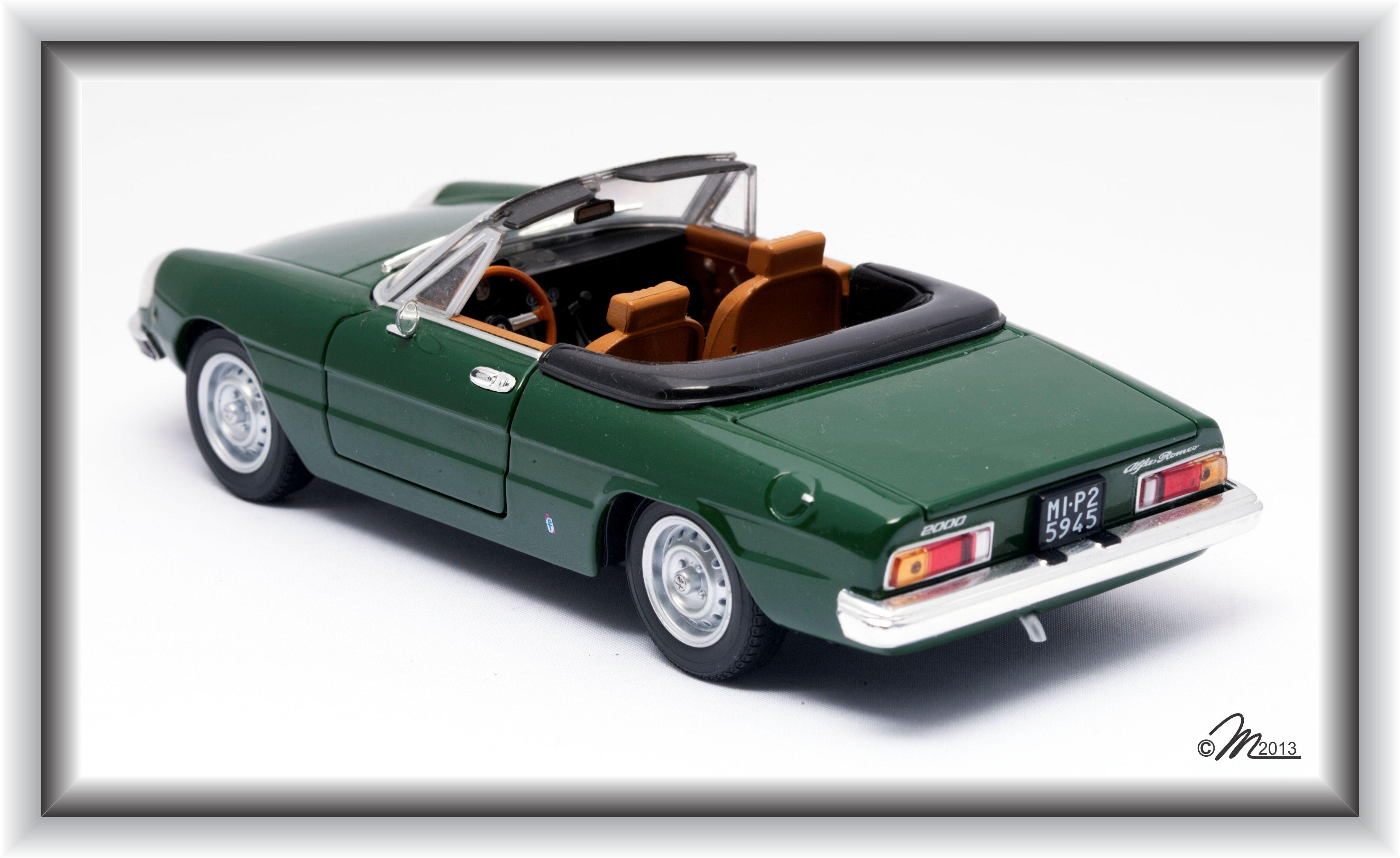 alfa-romeo-2000-spider-veloce-3 Amazing Ferrari Agostini Auto Junior Mondial Cabriolet Cars Trend